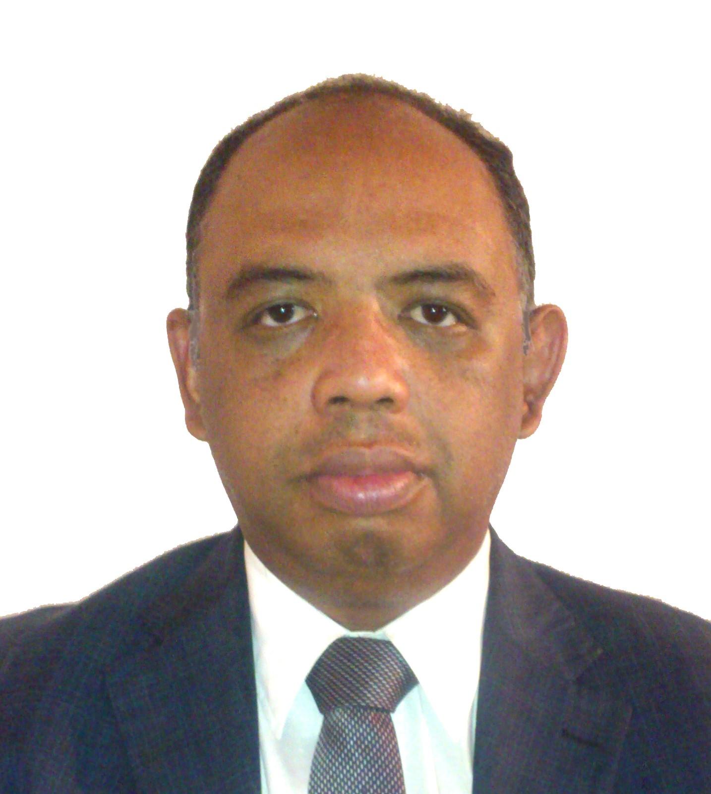 Dr Eric ANDRIANASOLO